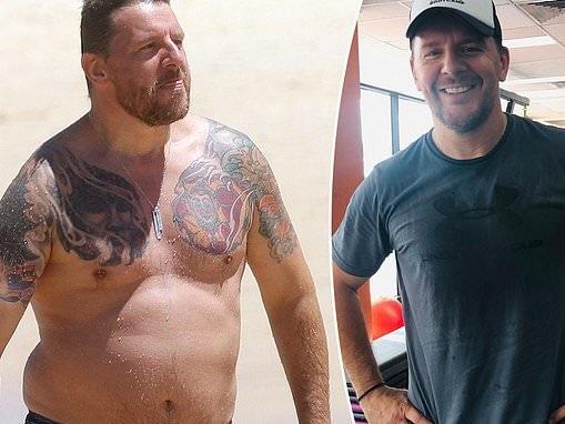 MKR's Manu Fieldel drops 10kg in three months