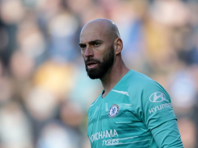 Official: Chelsea extend Willy Caballero