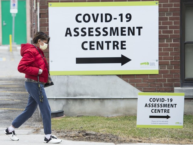 Coronavirus live updates: COVID-19 cases surge past 3,400, deaths at 35 in Canada