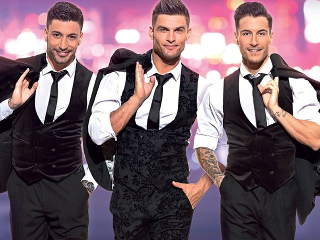 Strictly Come Dancing trio announce UK tour with Liverpool dates