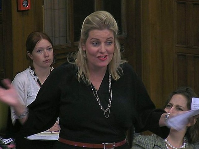 I ditched my 'political haircut', says female Tory MP