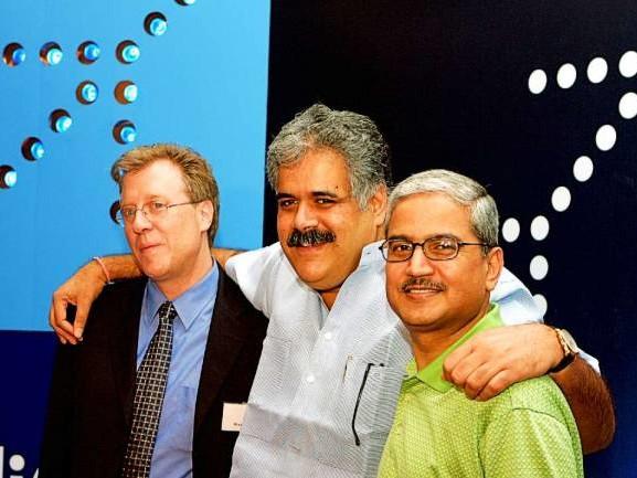 IndiGo founders call a truce