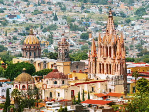 Mexican city named world's top destination 2017