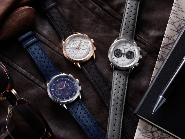 Reverie GT – Automobile-inspired chronograph