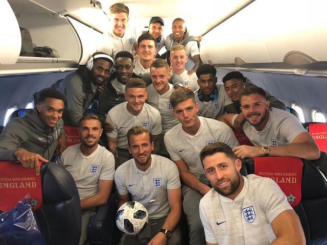 Tweets and Photos: Liverpool players react to England 6-1 Panama