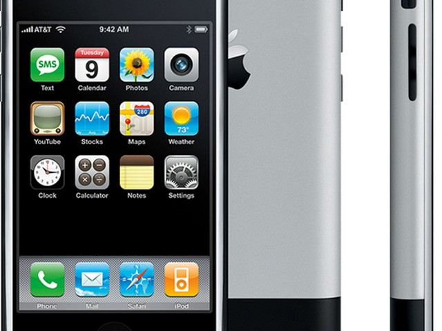 10 Years Ago Today, the Original iPhone Officially Launched