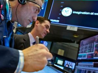Energy leads modest slide in US stocks as oil prices fall