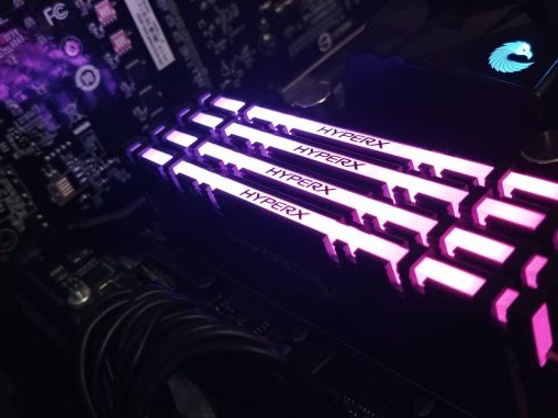 HyperX at CES 2018: Predator DDR4 with IR Sensors for Better RGB Sync