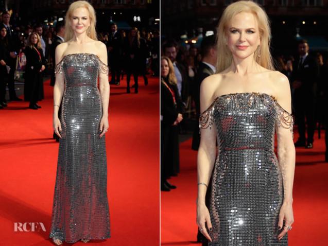 Nicole Kidman In Prada – 'Killing Of A Sacred Deer' London Film Festival Premiere