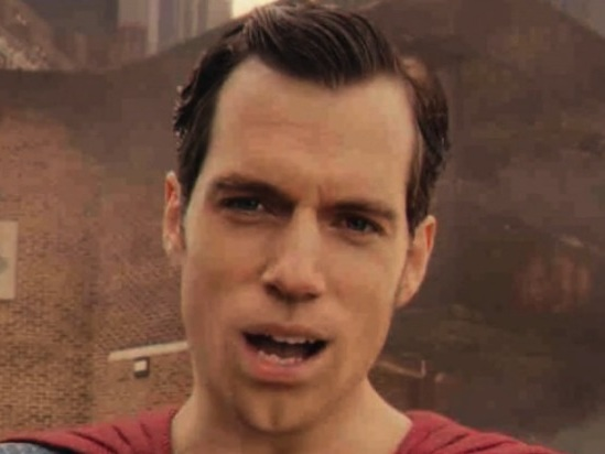 The 10 Most Terrifying Shots of Superman's CGI Mouth in the 'Justice League' Theatrical Cut