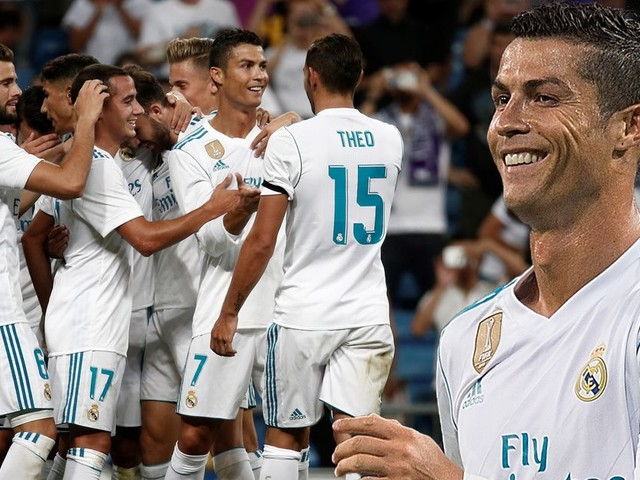 Suspended Cristiano Ronaldo steals show with Real Madrid's next generation in friendly win over Fiorentina - 5 talking points