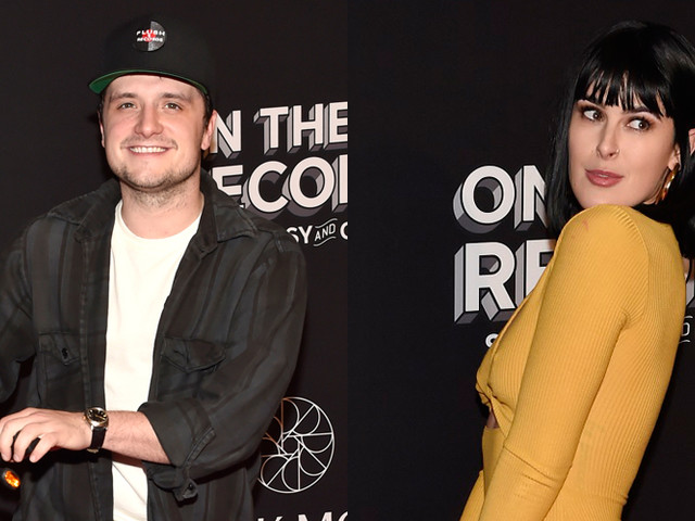 Josh Hutcherson, Rumer Willis, & More Attend On The Record Opening in Las Vegas!