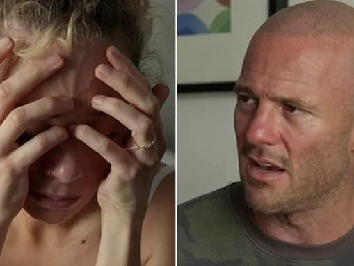 MAFS' Heidi Latcham left shaken after husband Mike Gunner speaks to her 'angrily'
