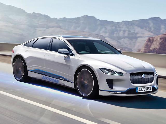Radical Jaguar saloon plotted in EV shake-up
