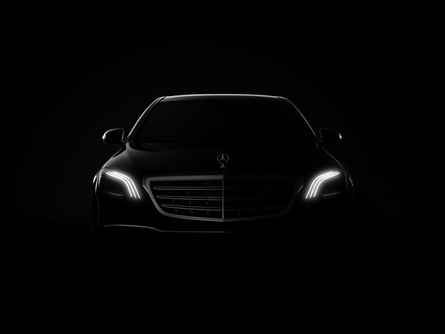 Updated Mercedes S Class To Be Unveiled At Auto Shanghai
