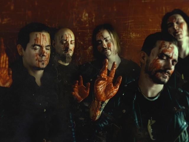 LISTEN! Grave Pleasures 'raw gothic tribalism' plus UK tour dates