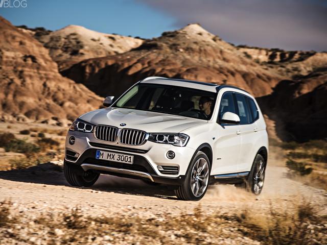 VIDEO: BMW X4 vs Toyota RAV4 off-road
