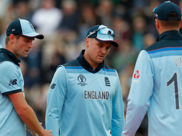 Cricket World Cup: England sweat on Jason Roy and Eoin Morgan injuries
