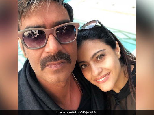 'Things We Do For Love...': Ajay And Kajol's Sweet Exchange On Twitter