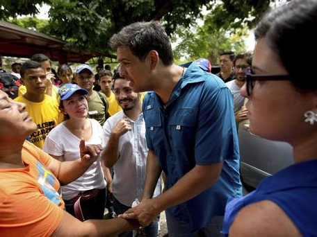 Venezuelan regional elections to test support for Maduro