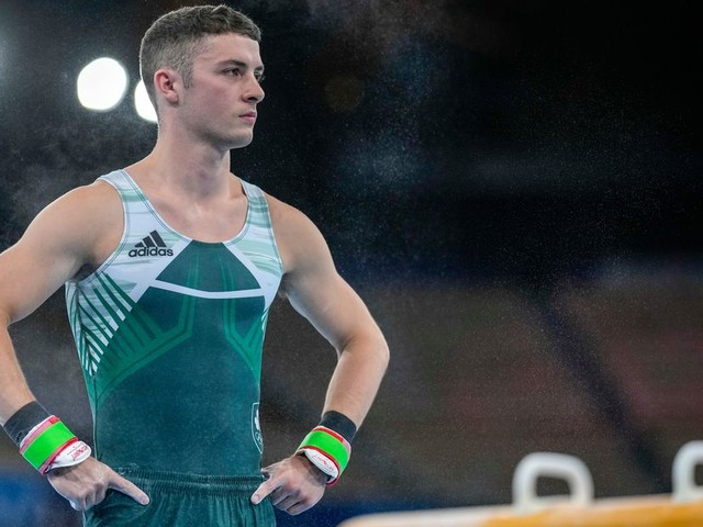 Ireland Olympic medal hopeful Rhys McClenaghan impresses on Day One in Tokyo