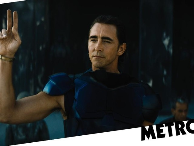 Foundation review: Epic sci-fi series channels Dune as Lee Pace flourishes as arrogant galactic ruler