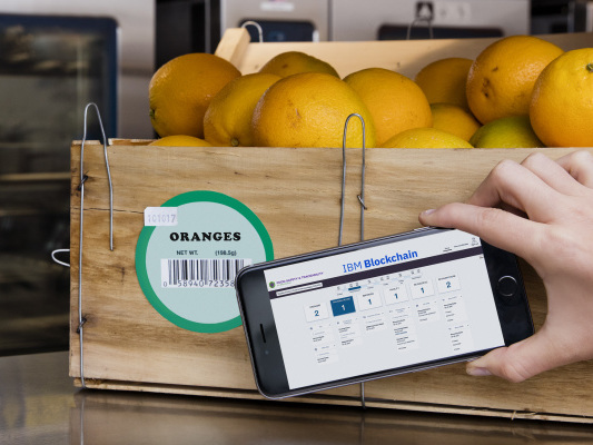 IBM, Kroger, Walmart and others team up to improve food safety with blockchains
