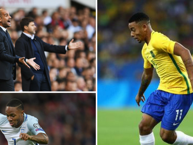 Man City news and transfer rumours LIVE Gabriel Jesus and Sergio Aguero updates