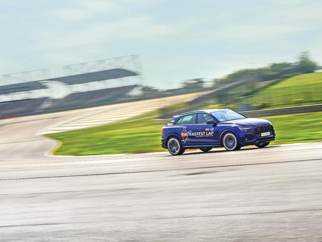 The fastest lap: Audi RS Q8 lap records feature