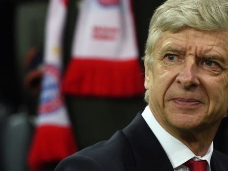 Arsene Wenger: Bayern Munich to hold talks with former Arsenal boss