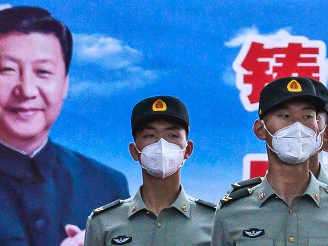 China's military has become one of the world's most powerful, but the US still has one big advantage