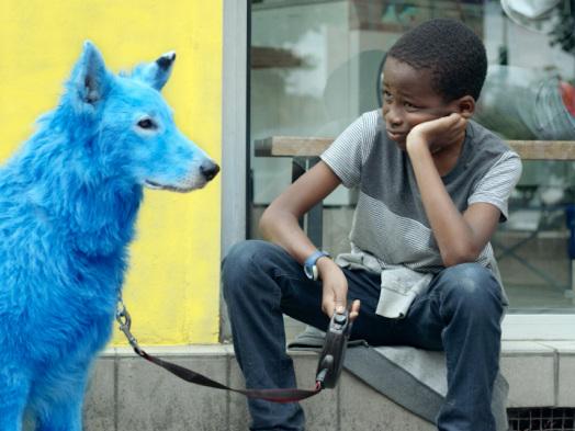 France's Fanny Liatard, Jérémy Trouilh Discuss MyFFF Suburban Fable 'Blue Dog'