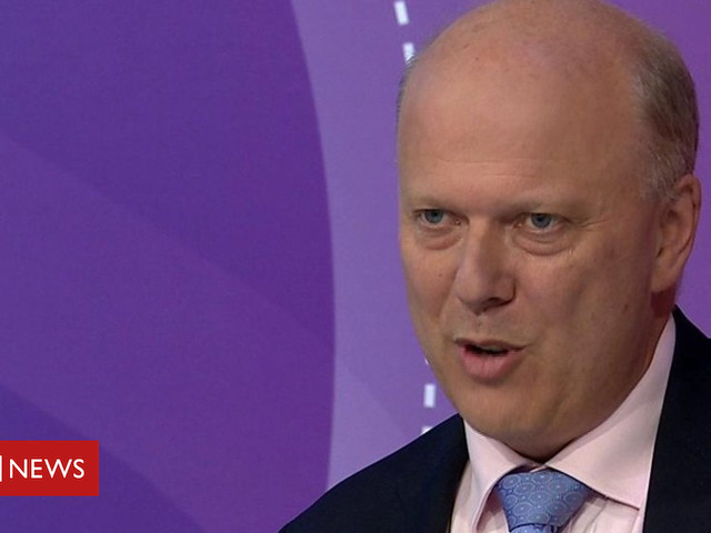 Chris Grayling: No post-Brexit lorry checks at Dover