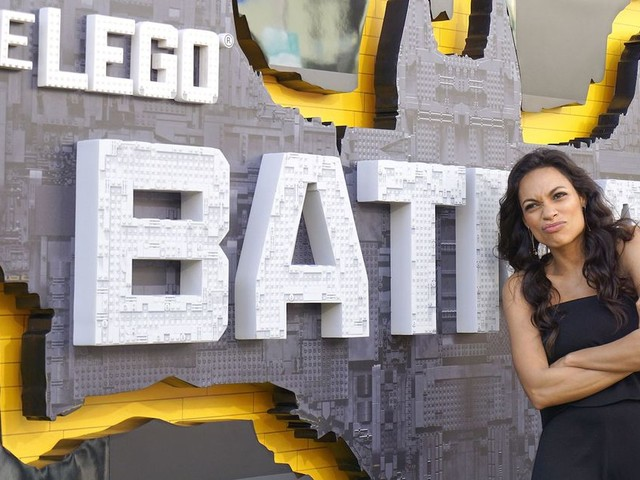Rosario Dawson will not rest until she is in every superhero universe
