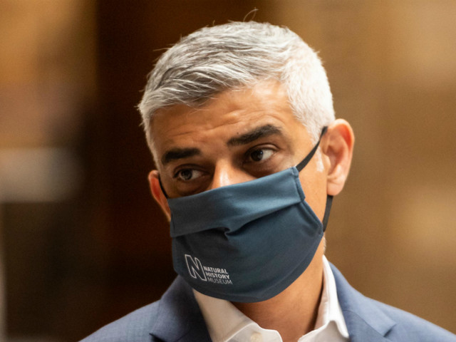 Sadiq Khan's 15-point plan for curbing Covid hike in London