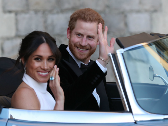 Will Meghan Markle and Prince Harry Pursue Hollywood Deals After 'Step Back' From Royal Duties?