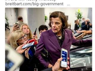 """CON EXPOSED?: Dianne Feinstein: """"I Have no way of Knowing' if Ford will Testify Thursday"""""""
