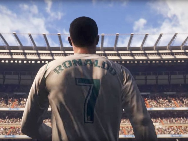 EA release official incredible FIFA 18 trailer featuring Cristiano Ronaldo, Paul Pogba and Antoine Griezmann