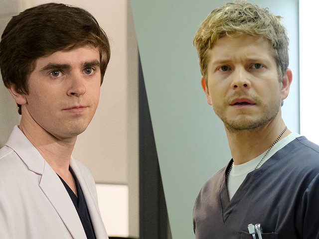 Are You Watching the Freddie Highmore Doctor Show or the Matt Czuchry Doctor Show?