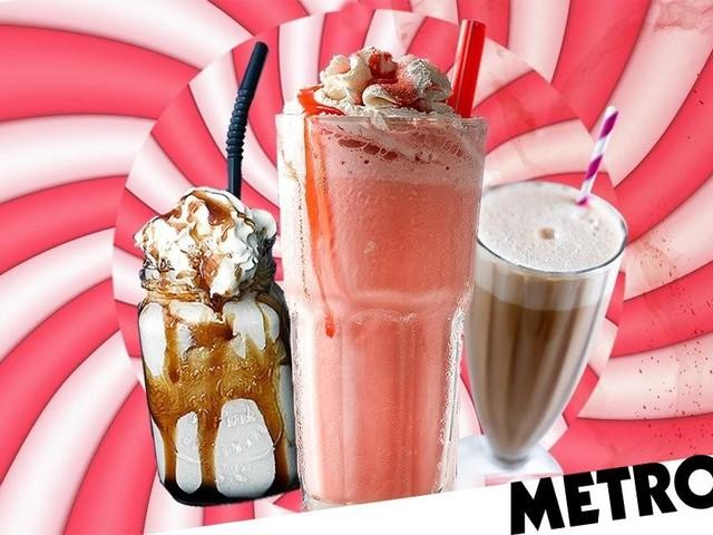 Three boozy milkshake recipes to try this weekend