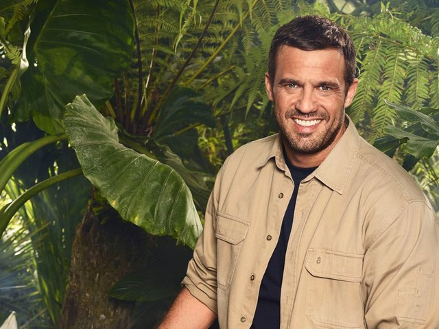I'm a Celeb's Jamie Lomas is the jungle hunk - and has a sister who is also a soap favourite