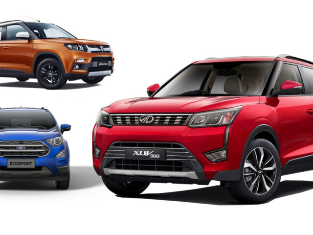 Compact SUV Segment Grew By 5.4% In April 2019, Thanks To Mahindra XUV300
