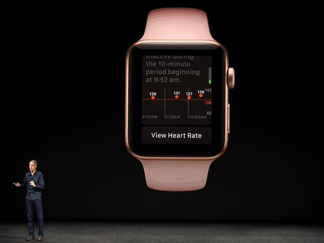 The Apple Watch Wants to Become the Ultimate Fitness Tracker