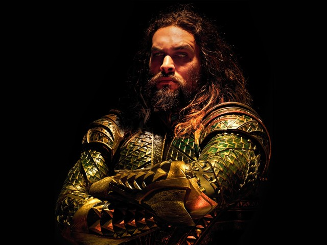 Justice League Promo: Jason Momoa Goes All In With Aquaman
