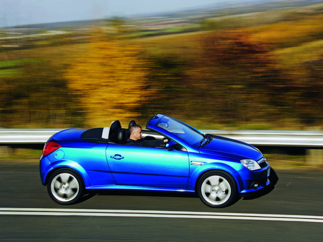 Used car buying guide: Vauxhall Tigra
