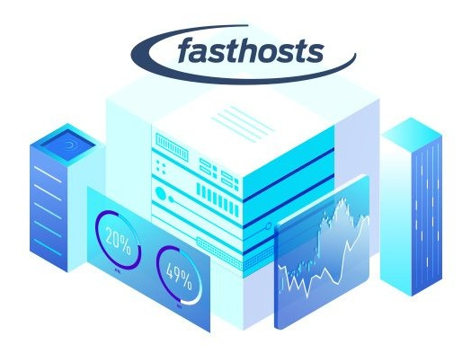 Get flexible, reliable server hosting with Fasthosts