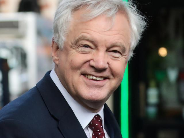 David Davis Trolls The EU By Telling Them The Clock Is Ticking Over Brexit Talks