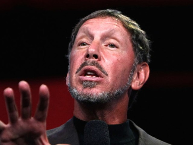 A top Oracle exec says Google is 'virtually alone' in its Supreme Court battle over Java, downplaying IBM and Microsoft's support for its tech rival (ORCL, GOOG, MSFT, IBM)