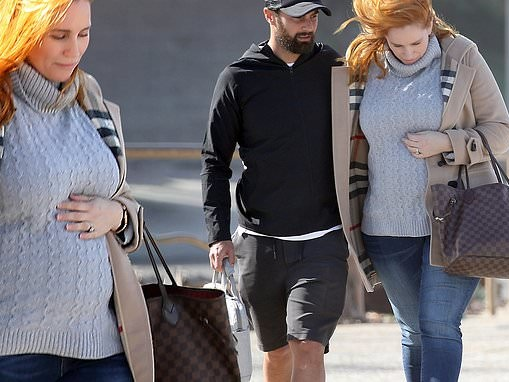 Married At First Sight: Pregnant Jules Robinson caresses baby bump with Cameron Merchant