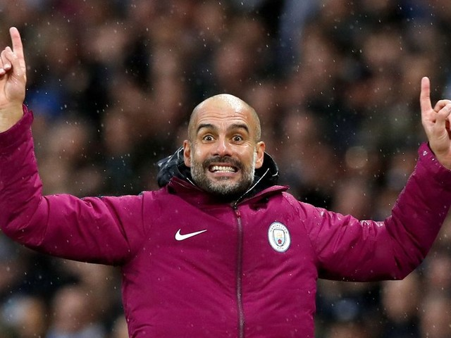 Pep Guardiola warns Premier League rivals that 15-in-a-row Manchester City are only going to get better